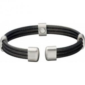 Trio Cable Black / Silver